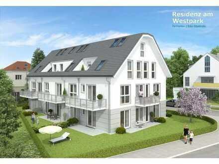 Im Bau: Exklusive Dachgeschoss-Galeriewohnung am Westpark!