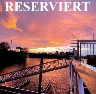 RESERVIERT - JOY AM UFER - Wohnen am Wasser - Exklusives Penthouse