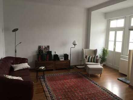Schöne und helle 3-Zimmer-Wohnung mit Balkon mitten in Dresden
