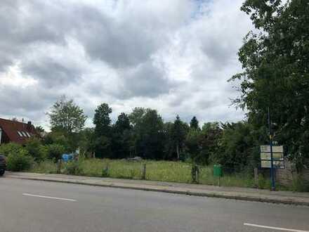 Teilbares Baugrundstück in Neusäß-Westheim