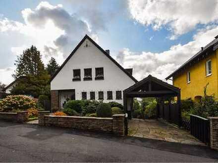 Einfamilienhaus mit Ausbaureserve auf einem traumhaften Grundstück