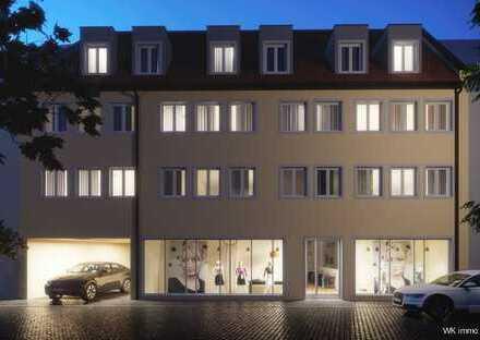 Modernes Wohnen in der Moosburger Altstadt
