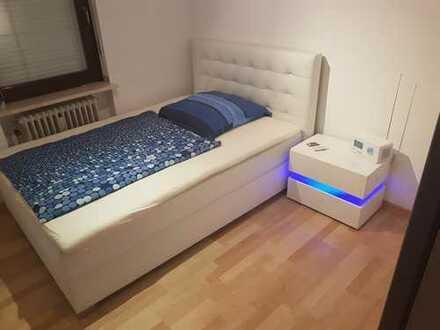 Ruhiges WG-Zimmer in 2-Zimmerwohnung in Erding frei