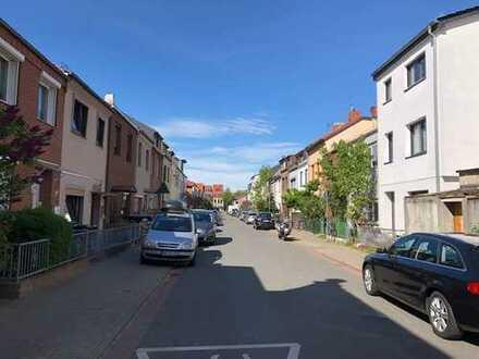 Walle! Entkerntes Reihenendhaus im Osterfeuerbergviertel!