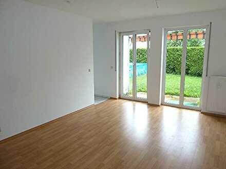 ****Schicke Single-Wohnung mit Südterrasse, kleinem Garten und Einbauküche****