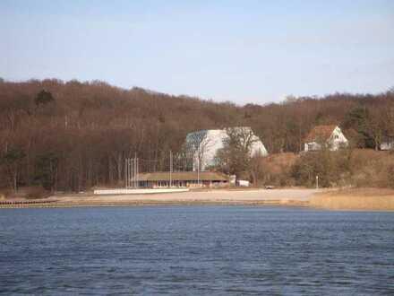 Gewerbefläche mit Wasserblick und Strandzugang