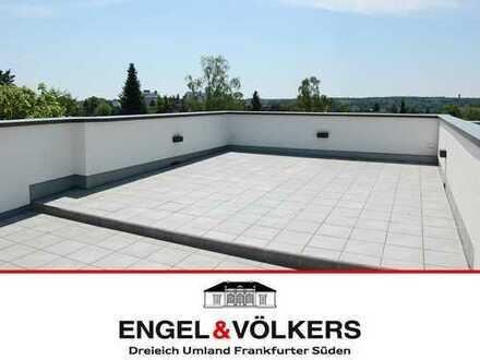 ENGEL & VÖLKERS Luxus Penthouse in Villenlage!