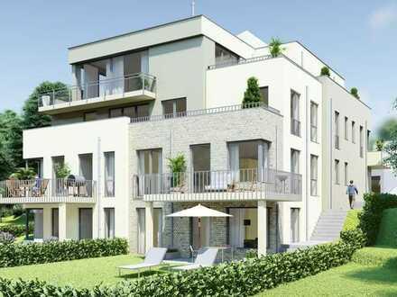 Moderne 2-Zimmer Eigentumswohnung mit Garten