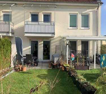 Verkehrsgünstig, ruhig und top Zustand: 5 Zimmer Reihenhaus in bester Lage Michendorf