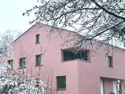 Vogelnest und Garten mitten in Wiesbaden