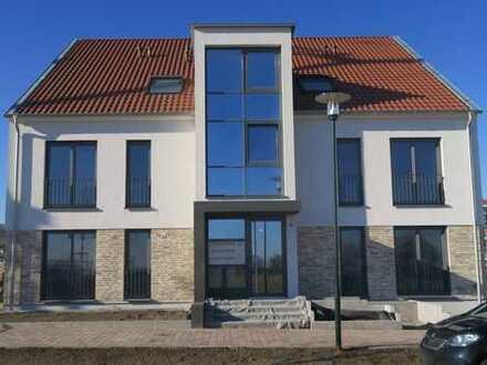 Neubau mit Balkon: exklusive 2-Zimmer-Dachgeschosswohnung in Bad Dürkheim