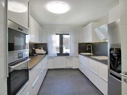 Moderne, lichtdurchflutete 3-Zimmer-Wohnung