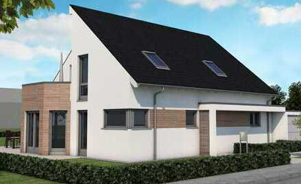 Düsseldorf-Angermund - Individueller Neubau eines Architektenhauses in sehr guter Wohnlage