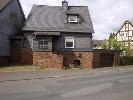 Renovierungsbedürftiges Einfamilienhaus in Haiger Weidelbach