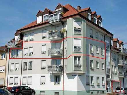 Moderne - Großzügige - Sanierte Wohnung in sehr angenehmer und verkehrsgünstiger Vorort-Wohnlage