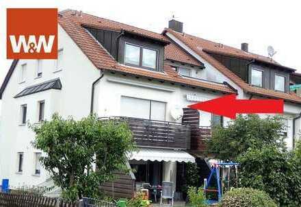 Gepflegte 3-Zimmer-Wohnung im Hersbrucker Süden zur Kapitalanlage!