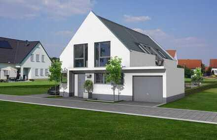 Großzügiges Einfamilienhaus incl. Garage in gewachsener Lage mit 160m² individuell planbar!