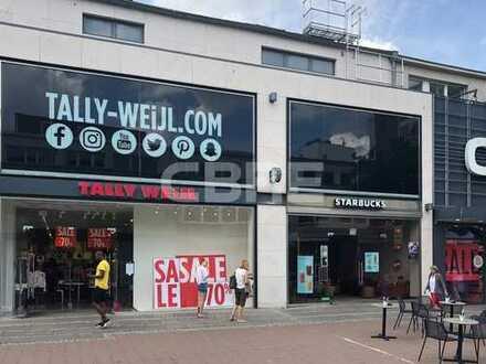 Erstklassige Handels- und Gastronomieflächen in der Kieler Innenstadt