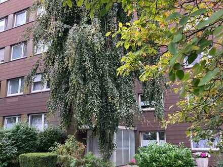 Große 1-Zimmer-Wohnung mit Balkon in Essen-Fulerum