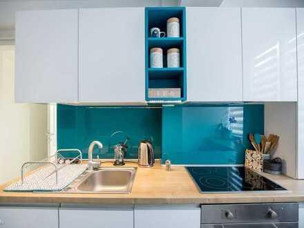 möbliertes Apartment mit Küche & Bad