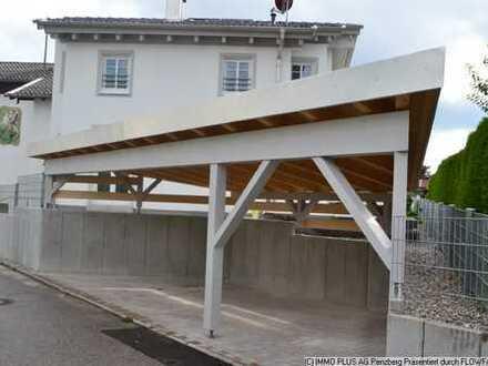 Modernes und vielseitiges NB-Anbauhaus (Art DHH) zentral in Wolfratshausen