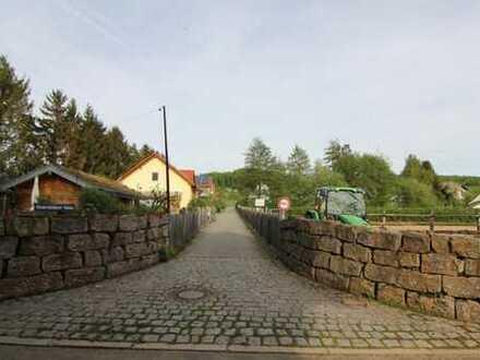 20 km bis Darmstadt: Baugrundstück für ein bis 3 Wohnhäuser