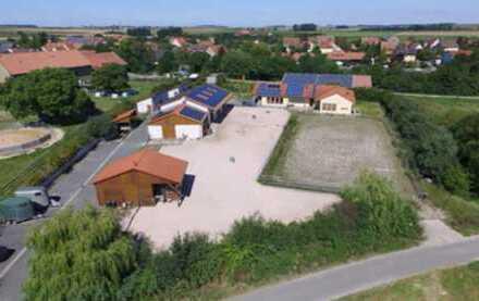 Traumhafte Wohn- u. Gewerbeimmobilie mit 12 - Zimmern in Kaltensondheim (auch Mietkauf möglich)