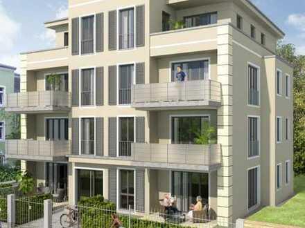 * gemütliche Familien-Whg. mit großem Balkon im Obergeschoss *