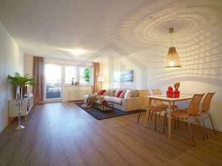Für Sie provisionsfrei: 3-Zimmer Souterrain-Wohnung in Top-Lage!