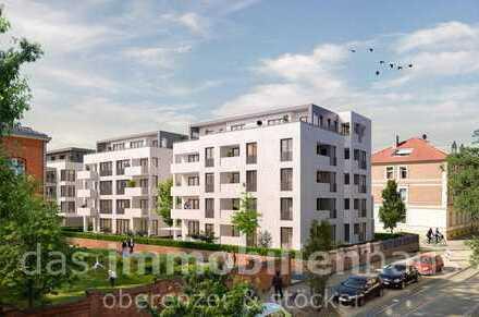 Neubau: Modernes Wohnen auf 4 Zimmern im Östlichen Ringgebiet