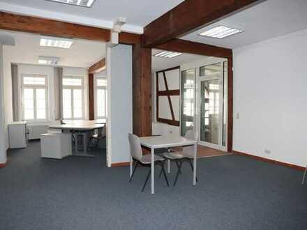Arbeiten im Fachwerkhaus...gemütliche Gewerberäume für eine vielseitige Nutzung, Büro, Praxis etc.