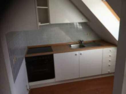 gepflegte 2-Zimmer-Maisonette-Wohnung mit Balkon und Einbauküche in Lauda-Königshofen