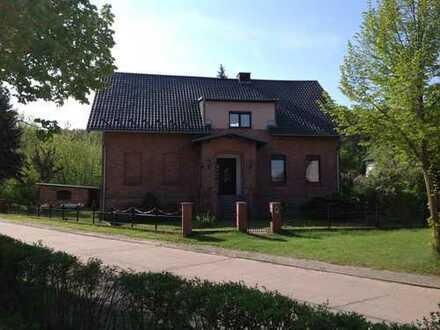 Wohnen in historischer Dorfschule - Erstbezug - Ideal für Singles oder Familien am Wochenende