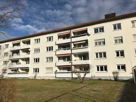 Gepflegte 3-Zimmer-Wohnung mit Balkon und Einbauküche in Bad Urach
