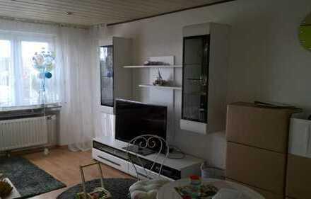 Gepflegte 3-Zimmer-Wohnung mit Balkon und Einbauküche in Holzgerlingen