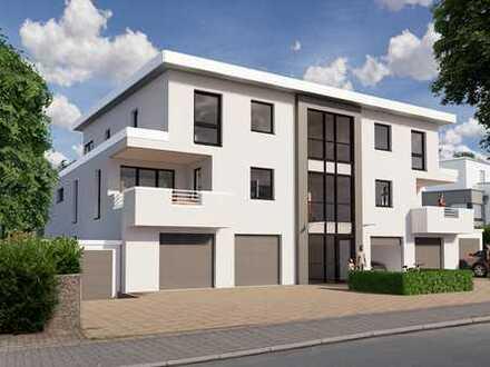 Hochwertige Wohnung mit Süd-Balkon in akttraktivem Neubau - KFW55