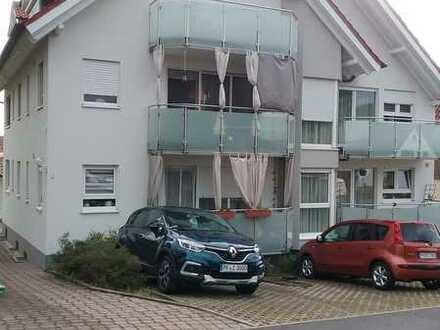 Vollständig renovierte 1-Raum-Wohnung mit Einbauküche in Mühlacker