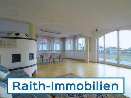 Beeindruckendes, großzügiges Architektenhaus in Türkheim