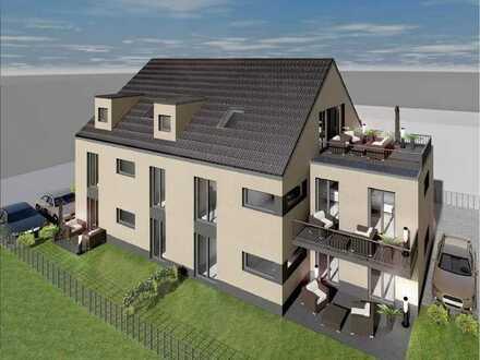 Wohnen in Mainnähe - 3-Zi.-OG-Wohnung mit Abstellraum & Balkon