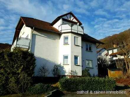 OSTHOF & RAINER IMMOBILIEN Frühlingserwachen in einer attraktiven Maisonettewohnung!!