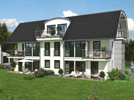 Idylle in der Stadt! Komfortable 3-Zimmer-Balkonwohnung zentrumsnah auf ruhigem Gartengrundstück