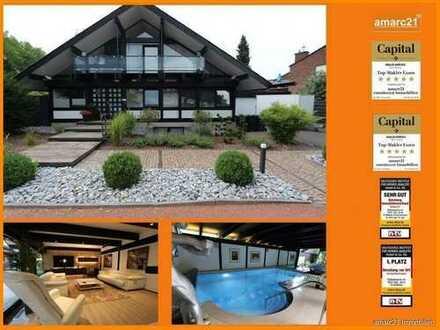 HIER ist der eine Ort, dies eine Haus, an welchem IHRE luxuriösen Wohnträume Ihre Erfüllung finden!