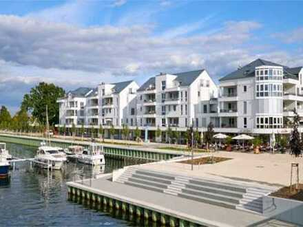 Traumwohnung mit Blick auf den Yachthafen in Werder/Havel zu vermieten!
