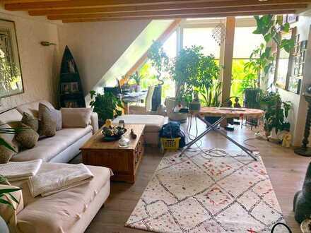 !Rheinblick !Sanierte 2,5 Zimmer Wohnung in Köln-Langel