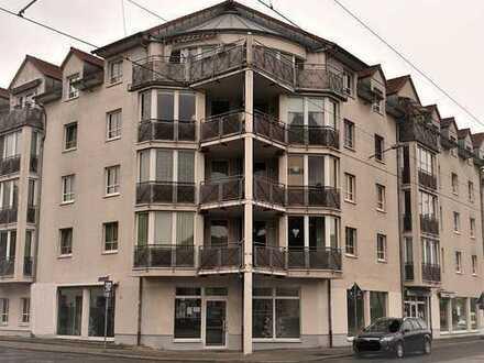 bezugsfreie 2-Zimmerwohnung mit Balkon, Tiefgaragenstellplatz und Abstellraum
