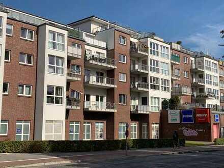 *** Niendorf-Nord - toll geschnittene 2-Zi. Wohnung mit Balkon ***