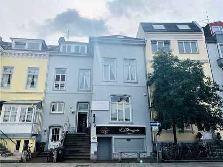Ostertor! Traumhafte 4 Zimmer Maisonette-Wohnung in toller Lage