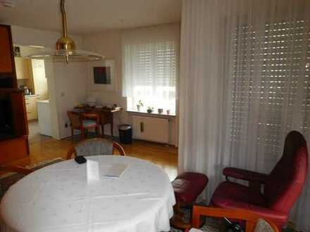 Exklusive, gepflegte 2-Zimmer-Wohnung mit Balkon und EBK in Ulm