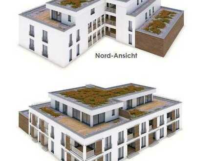 Wohncarré SULZPARK: Neubau 3-Zimmer-Obergeschoß-Wohnung in Traumlage von Beilngries (provisionsfrei)