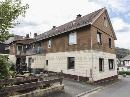 Sie haben Großes vor? Geräumiges Ein- bis Mehrfamilienhaus in Biedenkopf-Wallau!